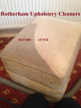 upholstery cleaning Rotherham