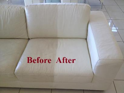 Leather Cleaning Rotherham