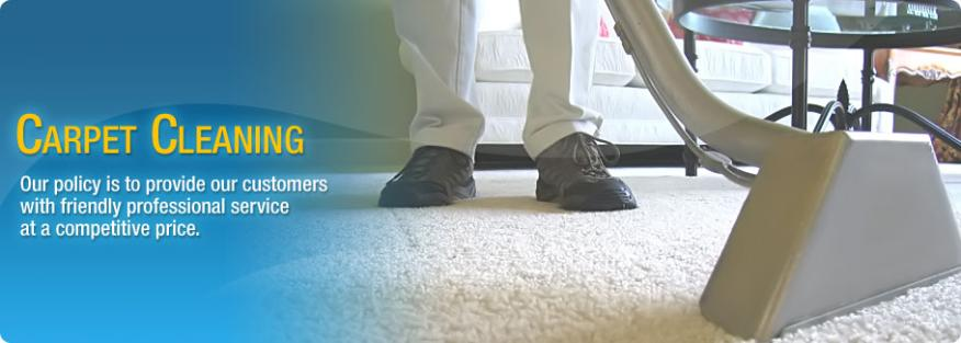 professional carpet cleaner Rotherham